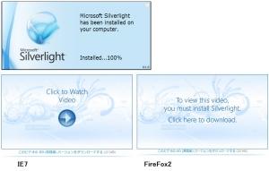 MS Silverlight