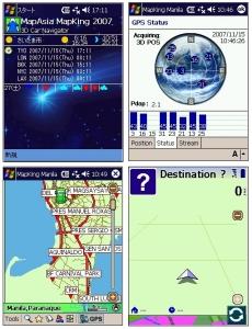 MapKing 2007