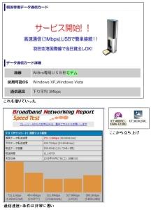 WiBro USB modem