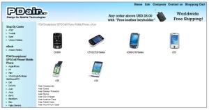 Acer X960 Case