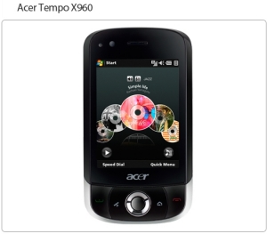 Acer X960 Image