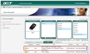 Acer X960 A147.030.070B