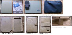 Galaxy Tab PDair case