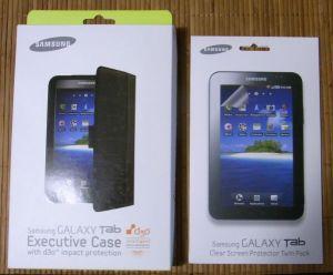 Galaxy Tab Genuine case