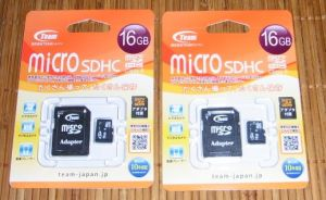 上海問屋セレクト misroSDHC 16GB 2