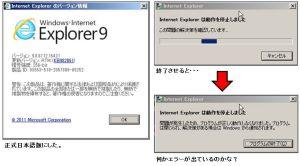 IE9 日本語版