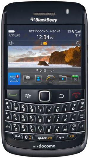 BlackBerry 9780 OS6.0