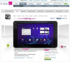 T-mobile G-Slate