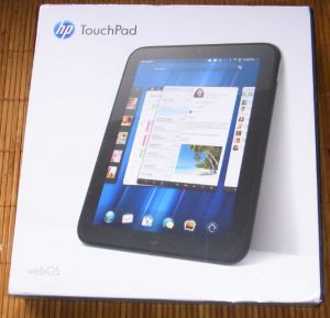 HP TouchPad 3