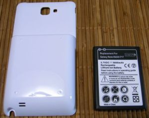 Galaxy Note 5000mAh