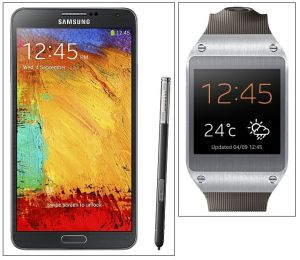 Galaxy  Note 3 & Gear