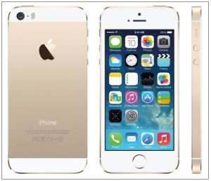 iPhone 5S Gold 2
