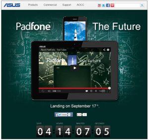 Padfone New 1