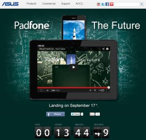 Padfone New 2
