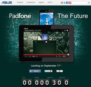 Padfone Infinity New 30分前