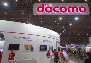 DoCoMo CEATEC 2013