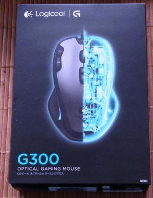 Logicool G300