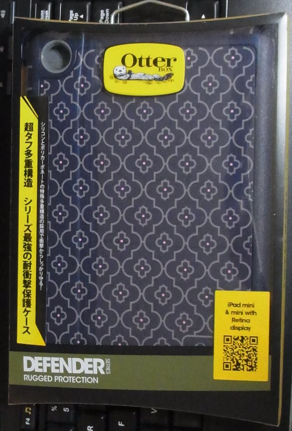 OtterBox Defender case for iPad mini 2