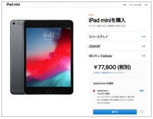 New iPad mini 5?