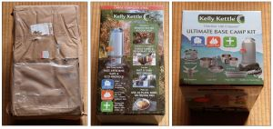 Kelly Kettle Base Camp Ultimate Kit 1.6L Stainless